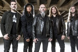 Anthrax are working on 'something big' to celebrate their 40th anniversary