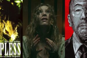 April 6th Genre Releases Include SLEEPLESS (Blu-ray), THE RECKONING (Blu-ray/DVD), SOLID METAL NIGHTMARES: THE FILMS OF SHINYA TSUKAMOTO (Blu-ray) – Daily Dead