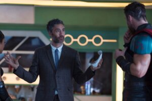 Aw, Thor 4's Taika Waititi Had Sweet Reunion On Marvel Set After Months Of Quarantine From Family