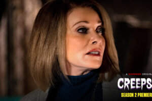 """Barbara Crampton Teases Her """"Really Wicked"""" Role in Next Week's Episode of """"Creepshow"""" [Images]"""