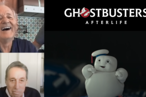 Bill Murray Reacting to the Mini-Pufts from 'Ghostbusters: Afterlife' is Guaranteed to Make You Smile [Video]