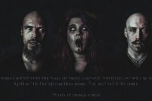 """Blacken Your Horror Metal With VEILE's Debut Single """"The Unwelcome"""""""