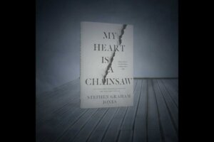 [Book Review] Bloody and Heartfelt 'My Heart Is a Chainsaw' Recontextualizes the Slasher Formula
