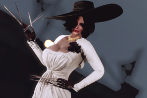 Bring 'Resident Evil Village's Lady Dimitrescu Into 'Fallout 4' With This Mod