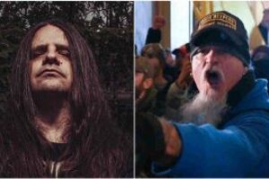 """Cannibal Corpse's George 'Corpsegrinder' Fisher on Jon Schaffer: """"Wow, dude what are you thinking?"""""""