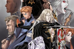 'Castlevania' Will End After Upcoming 4th Season on Netflix