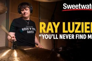 "Check Out KORN's Ray Luzier Ripping Through ""You'll Never Find Me"""