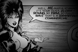 Classic Elvira Comics from the 90s Being Re-Released in Graphic Novel Collection from Dynamite Entertainment