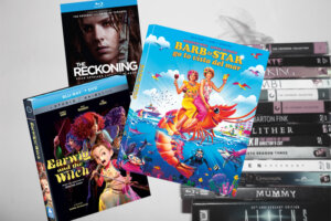 'Coming Soon: April 6 Blu-ray, Digital and DVD Releases'