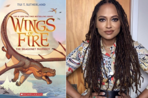 'Coming Soon: Ava DuVernary to Make Netflix Animated Series Wings of Fire'