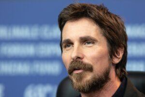 'Coming Soon: Christian Bale Sports Shaved Head While Filming Thor: Love and Thunder'