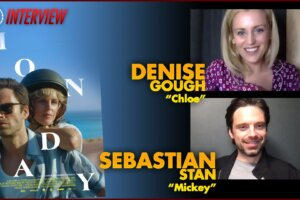 'Coming Soon: CS Video: Monday Interview With Stars Sebastian Stan & Denise Gough'