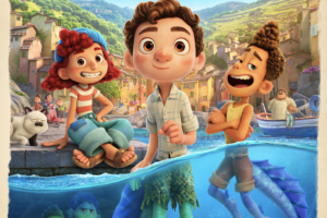 'Coming Soon: Disney-Pixar's Luca Trailer Prepares For an Unforgettable Summer'
