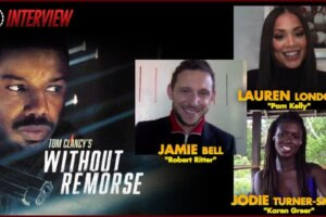 'Coming Soon: Exclusive: Without Remorse Cast Discuss Latest Tom Clancy Adaptation'