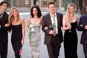 'Coming Soon: HBO Max's Friends Reunion Special Wraps Filming!'
