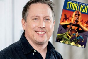 'Coming Soon: Joe Cornish Teaming With 20th Century Studios for Mark Millar's Starlight'