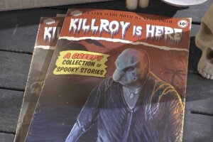 'Coming Soon: Kevin Smith to Auction Horror Film Killroy Was Here as an NFT'