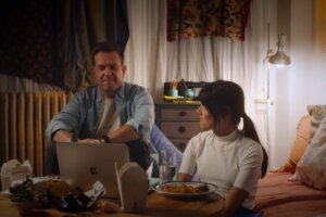 'Coming Soon: Together Together Trailer Starring Ed Helms and Patti Harrison'