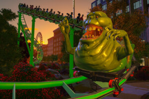 Console Version of 'Planet Coaster' Receiving 'Ghostbusters' DLC Later This Week