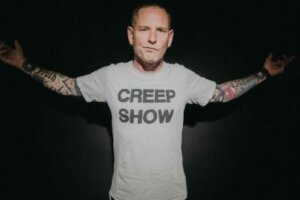 Corey Taylor's Zombie Versus Ninja movie will commence shooting this year