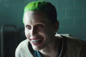 David Ayer Shared Some Original Suicide Squad Concept Art, With A Very Naked Joker At The Center Of It All