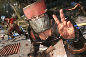 'Dying Light' and Open-World Survival Game 'Rust' Cross Over in Latest Event