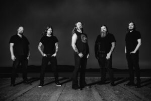 Enslaved announce four live releases and reschedule tour to 2022
