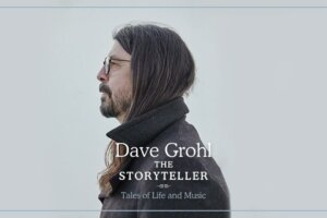 FOO FIGHTERS' Dave Grohl Announces His First Book, The Storyteller – Tales of Life and Music