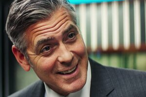 George Clooney Is Shooting A Movie With Ben Affleck And Being A Total Class Act