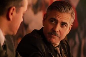 George Clooney Still Popping Up And Making People's Days While Filming New Movie With Ben Affleck