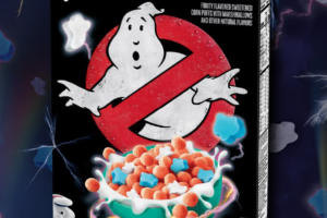 'Ghostbusters: Afterlife' Cereal Has Already Begun Hitting Store Shelves!