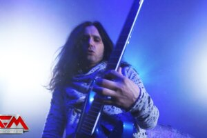"Gus G. (FIREWIND) Streams Chunky Seven String New Song ""Exosphere"""