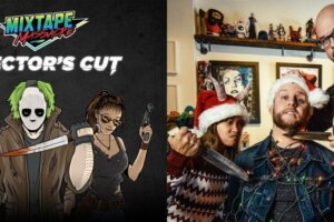 Indie Horror Month 2021: Freddie Carlini, Merrijoy Vicente, and Matt Corrado Talk MIXTAPE MASSACRE, New Director's Cut of the Game, and Connecting with the Horror Community – Daily Dead