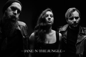 "JANE N' THE JUNGLE Brings The Straightforward Rock With ""Trouble"""