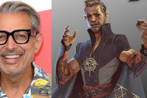 Jeff Goldblum Joins the Cast of 'Dark Dice' Dungeons & Dragons Podcast