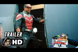 JoBlo: ASSEMBLED: THE MAKING OF THE FALCON AND THE WINTER SOLDIER Official Trailer (2021) Anthony Mackie