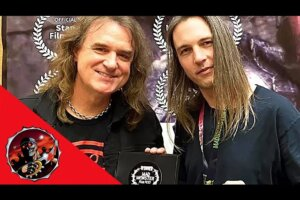 JoBlo: MEGADETH'S DAVID ELLEFSON + DREW FORTIER Interview (2021) Dwellers