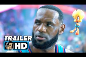 JoBlo: SPACE JAM 2: A NEW AGE Trailer (2021) Lebron James