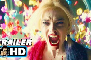 JoBlo: THE SUICIDE SQUAD Trailer #2 (2021) DCEU Superhero Movie