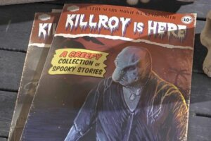 Kevin Smith Selling His New Horror Movie 'Killroy Was Here' as a NFT That Gives the Buyer Full Ownership