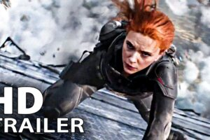 'KinoCheck : BLACK WIDOW Final Trailer (2021)'