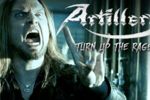 'Metal Blade : Artillery – Turn Up the Rage (OFFICIAL VIDEO)'