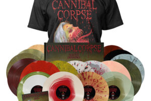 'Metal Blade : Cannibal Corpse – Violence Unimagined (FULL ALBUM)'