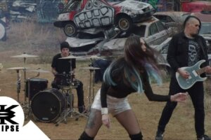 """Metal Underground – Magg Dylan Releases New Music Video """"Pawns"""""""