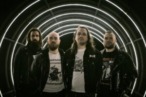 "Metal Underground – Terminalist Premiere New Song & Video ""Terminal Dispatch"" From Upcoming New Album ""The Great Acceleration"""