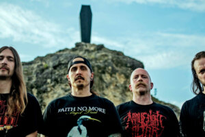 "Metal Underground – The Absence Premiere New Music Video ""Choirs Of Sickness"""