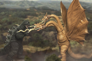 Mezco Unleashes Two Waves of 'Godzilla: Destroy All Monsters' Toys Including Minilla and Ghidorah!