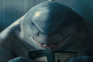 More King Shark Action in Explosive Second 'The Suicide Squad' Trailer