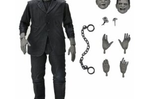 NECA's Universal Monsters Line of Action Figures Will Include Bela Lugosi as Dracula; Full Details!