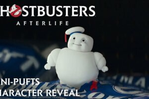 New Ghostbusters: Afterlife Clip Brings Back Another Iconic Character
